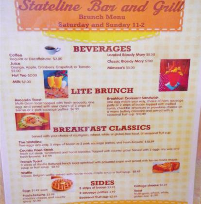 Stateline Bar & Grill