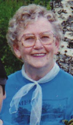 Bertha Ella Merz Leffel