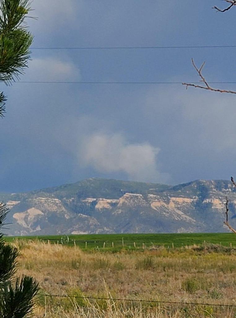 New Plume by Morgan Head - 06/27/2020 Morhead Fire at Mesa Verde