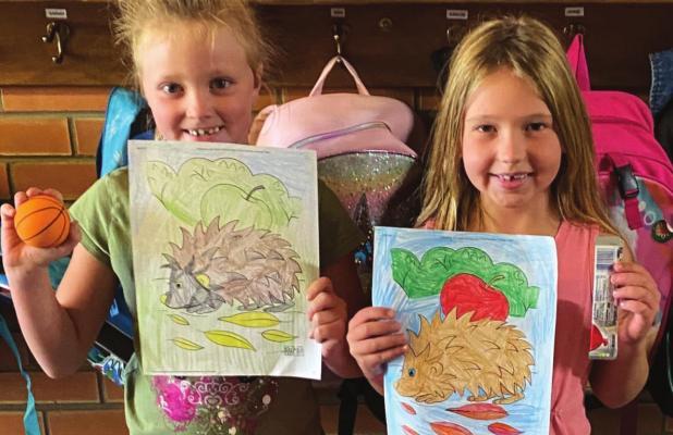 Bulldog Activity: Elementary Coloring Contest